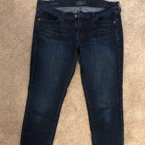 Lucky Brand Jeans - Lucky Brand Charlie Pencil Capri